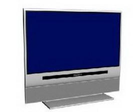 Thomson LCD 3d model