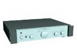 Rotel stero control amplifier 3d model