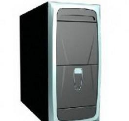 PC box 3d model
