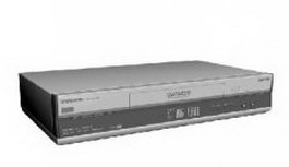 Panasonic NV-SV120 super VHS 3d model