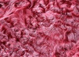 Artificial wool texture
