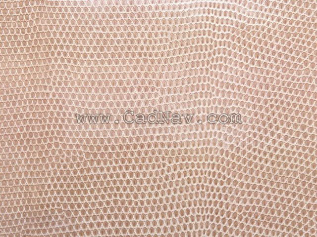 Snake grain pu leather texture