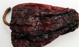 Air-dried paprika texture