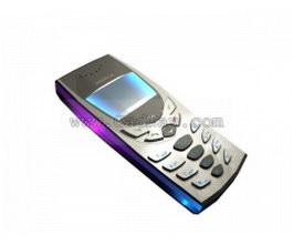 Nokia mobile phone 3d model