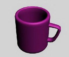 Ceramic cup 3d model