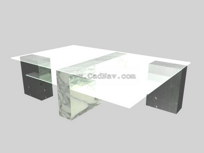 GUCCI Coffee Table D Model Ds Max Files Free Download Modeling - Gucci coffee table
