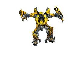 Transformers Bumblebee 3d model