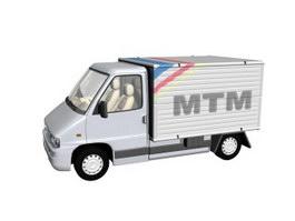 Cargo Van 3d model
