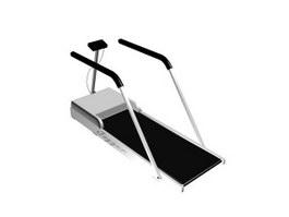 JOGGER Treadmill 3d model