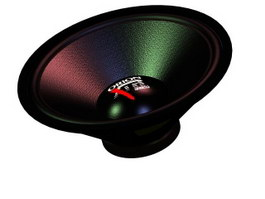 Orion Speaker 3d model