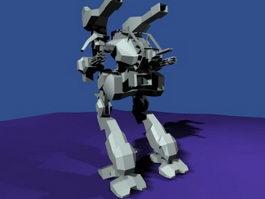 Robokill Trainer 3d model