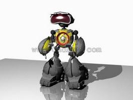 PLX robot 3d model