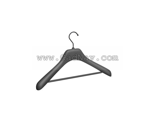 Coat Hanger 3d Model 3ds Max Files Free Download
