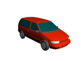 Ford Windstar 3d model