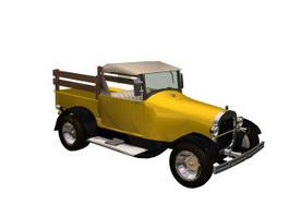 Ford truck 3d model