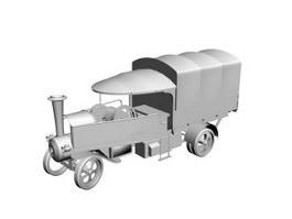 Steamy Eddy 3d model