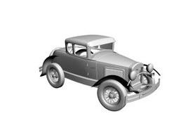 Ford car 3d model