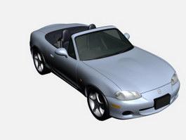 Mazda Roadster 3d model
