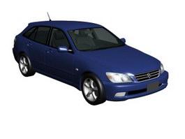 Toyota Altezza Gita 3d model