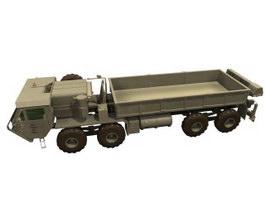 Mobility Tactical Truck 3d model