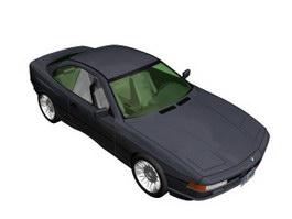 BMW R850P 3d model
