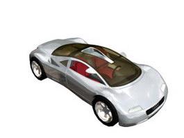 Audi Avus Quattro Concept 3d model