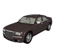 Chrysler 300 Executive car 3d model