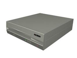 CD-ROM drive 3d model