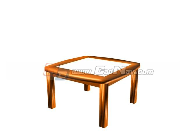Glass top dining table 3d model 3Ds Max files free  : 1 130613114A5X7 from www.cadnav.com size 640 x 480 jpeg 17kB