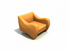 Wittmann Leisure Sofa 3d preview