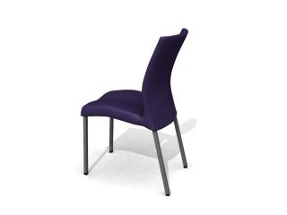 Wittmann Plastic Chair 3d model