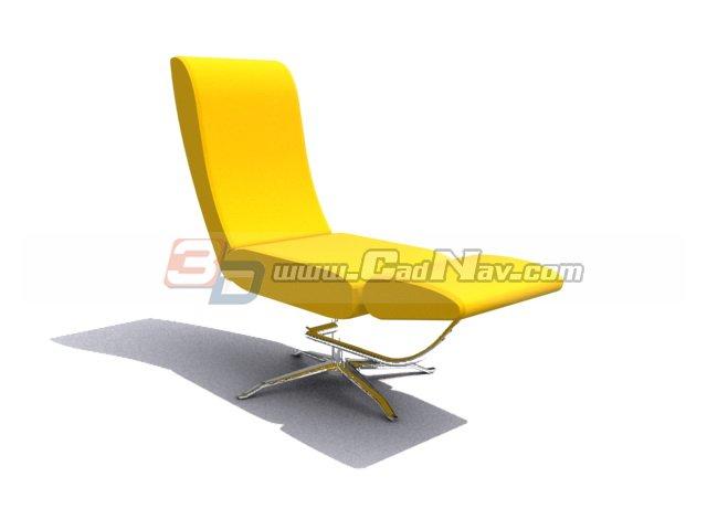 Sensational Lockheed Lounge 3D Model Cadnav Andrewgaddart Wooden Chair Designs For Living Room Andrewgaddartcom