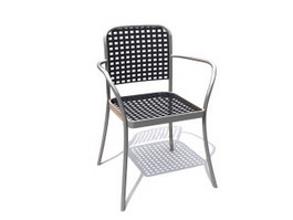 Wire Chair 3d model