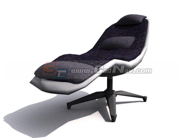 Phenomenal Lockheed Lounge Chair 3D Model Cadnav Andrewgaddart Wooden Chair Designs For Living Room Andrewgaddartcom