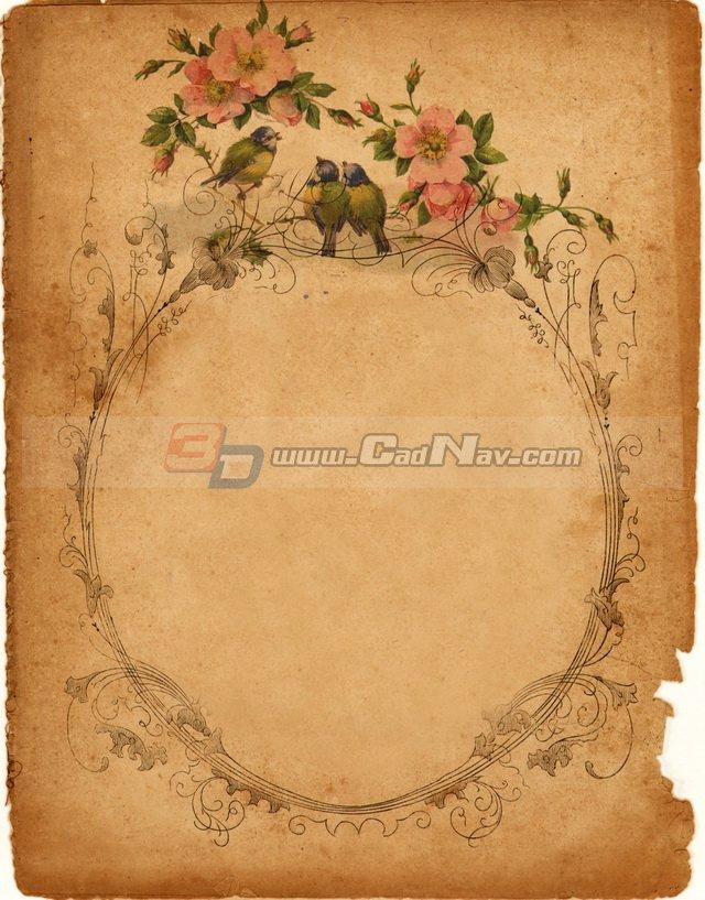 old letter paper texture image 2650 on cadnav