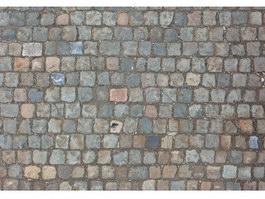 Regularity stone floor texture
