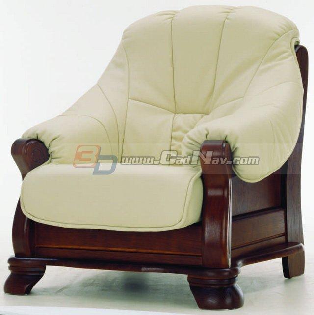 Kler Furniture Lounge Armchair 3d Model 3dmax Files Free