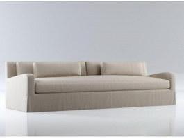 Fabric Sofa 3d Model Free Download Page 8 Cadnav Com