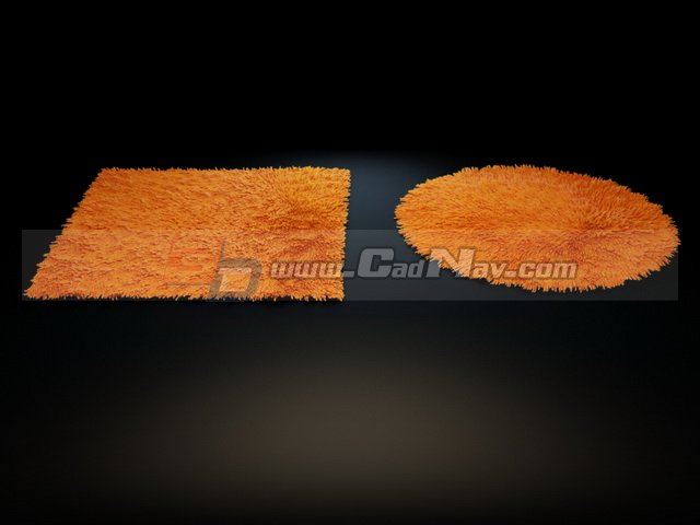 Bathroom Carpet Floor Rug 3d Model 3dsmax Files Free