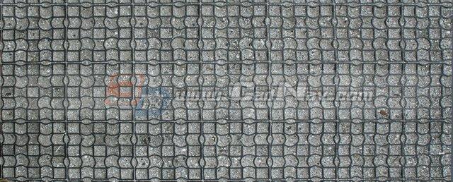 Precast concrete block floor texture image 3572 on cadnav for Precast texture