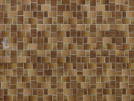 Wooden grain glass mosaic tile texture
