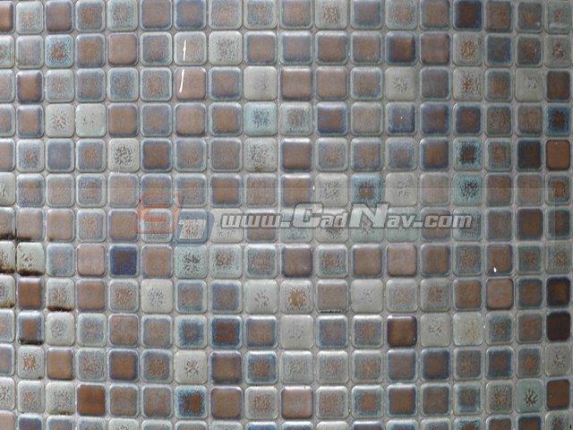 Batroom Glass Mosaic Tile Texture Image 3591 On Cadnav
