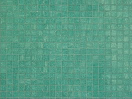 LightSeaGreen Ceramic Mosaic Tiles texture