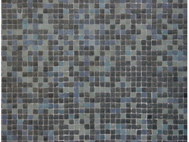 Mix color glass mosaic tile texture