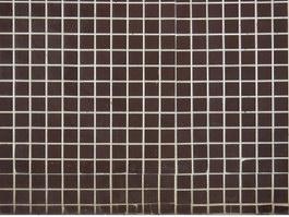 Sienna glass mosaic tile texture