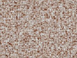 Wall tile ceramic mosaic texture