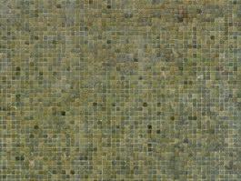 Slate stone mosaic wall tile texture