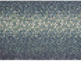 Porcelain mosaic wall tile texture