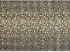 Kitchen Wall Mosaic Texture