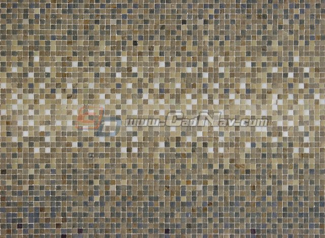 Kitchen Wall Mosaic Texture Image 3624 On Cadnav